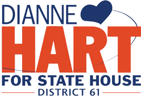 Vote Dianne Hart for House District 61